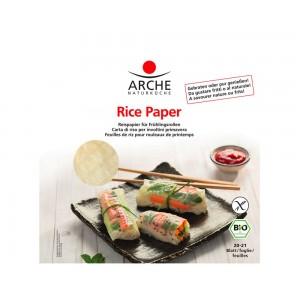 Sfoglie di riso per involtini primavera Senza Glutine 150g Arche