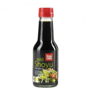 Shoyu con dispenser 145ml LIMA