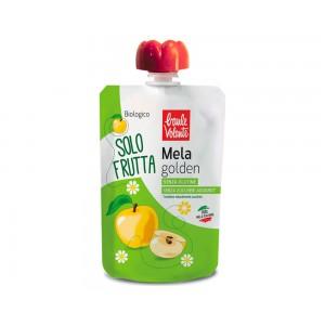 Solo Frutta Mela Golden 100g Baule Volante