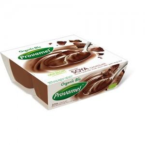 Soya Dessert Choco 4x125g PROVAMEL