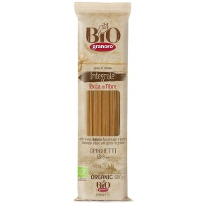 Spaghetti integrali 500g BIOGRANORO