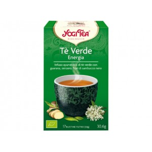 Yogi Tea Energy Green 30,6g YOGI TEA