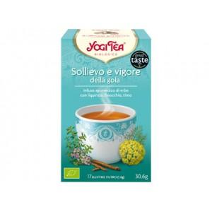 Yogi Tea Sollievo e vigore della gola 32,3g YOGI TEA