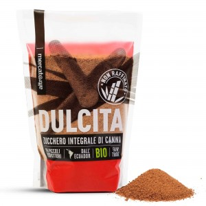 Zucchero di canna integrale Dulcita 1kg Altromercato