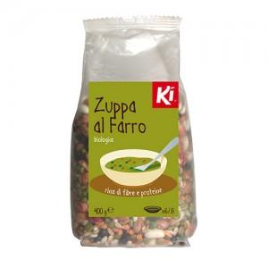 Zuppa al farro 400g KI