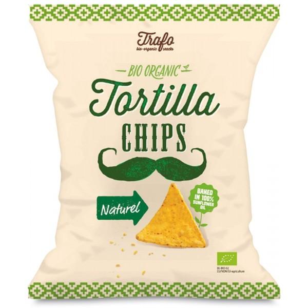 Bio tortillas natur 75g TRA FO