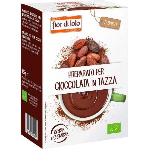 Cioccolata in Tazza 125g - Fior di Loto