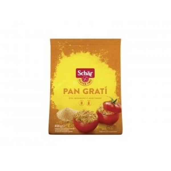 Pan Gratì Pan Grattato Senza Glutine 450g Schar