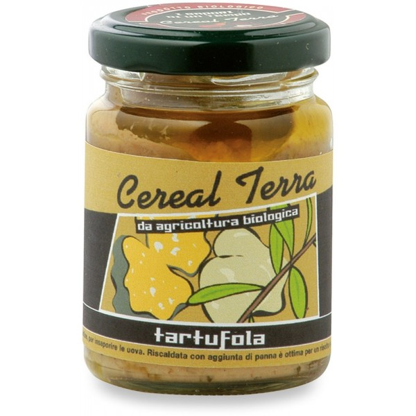 Tartufola Crema Aromatizzata al Tartufo 85g Cereal Terra