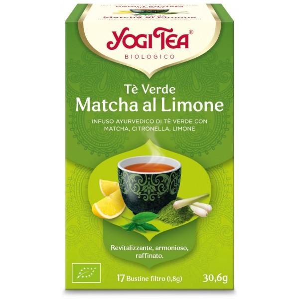 Yogi Tea Tè verde Matcha al limone 30,6g YOGI TEA
