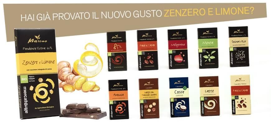 Cioccolata biologica